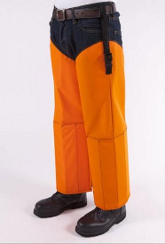 Snake Chaps Regular Protection Blaze Orange