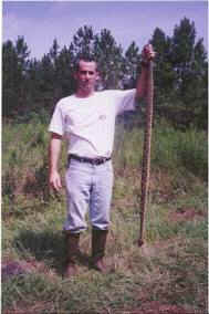 Big Rattlesnake and Chippewa snake boots