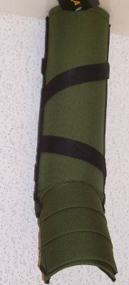 Special color for border patrol and others in uniform Olive Green Snakeguards